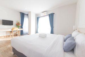 ห้องพักโรงแรมดอนจั่นแกรนด์ โรงแรมในเชียงใหม่
